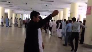 Pashto Attan , FUNFAIR 2015 , Ayub Medical college , Abbottad