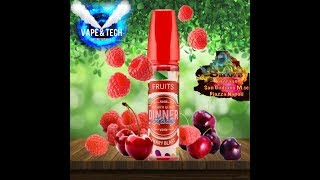 Berry Blast by Dinner Lady Fruits