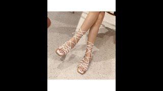 스니커즈  쪼리 미들굽 힐 샌들 여자 예쁜 신발 신상 …