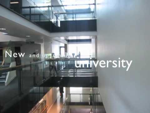 Bucks New University - Business and Digital Media induction video
