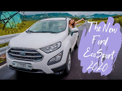 Family Roadtrip with Our New FORD ECOSPORT TREND 2020 #fordecosport2020 #fordsuv #maueee