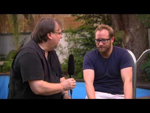 Interview Gregor Meyle Martin Ernst