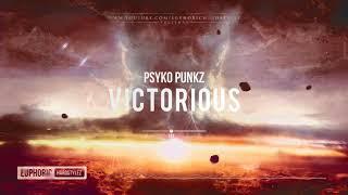 Gambar cover Psyko Punkz - Victorious [HQ Edit]