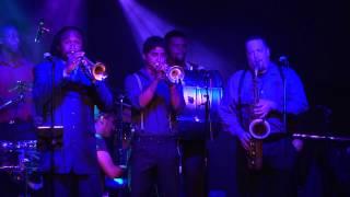 Boss Street Brass band - Get Lucky
