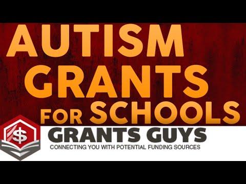 Autism Grants For Schools
