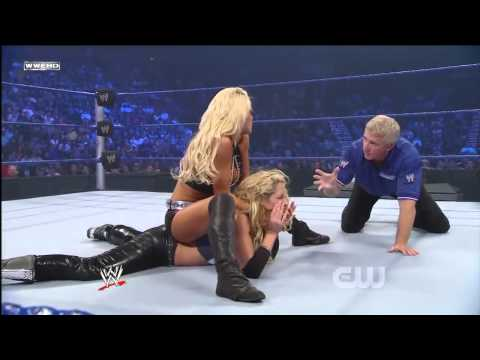 Michelle McCool vs  Maryse