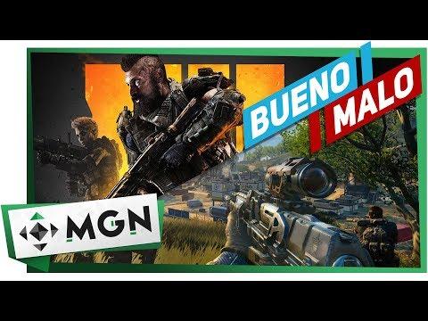 Call of Duty: Black Ops 4: Lo Bueno y Lo Malo (Análisis y reseña)   MGN