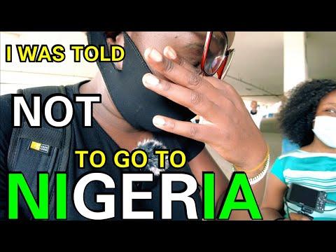 I Cried When I got to Lagos, Nigeria 🇳🇬