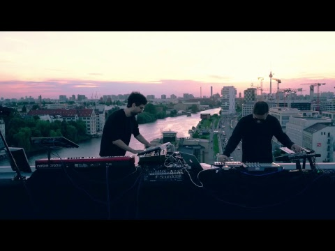about:berlin rooftop:session – Official 'Summer Closing' mit Frank & Friedrich