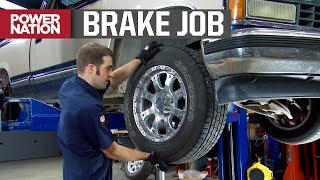 Making a Chevy 1500 Workhorse With 260,000 Miles Safe For The Road - Truck Tech S1, E5