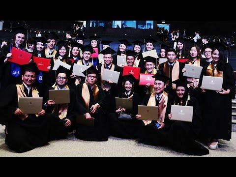 Nazarbayev University Graduation Ceremony 2016