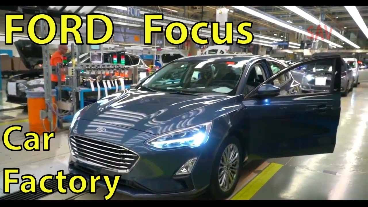 Ford Fordfocusproduction