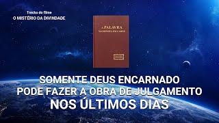 """Filme evangélico """"O mistério da divindade"""" Trecho 4"""