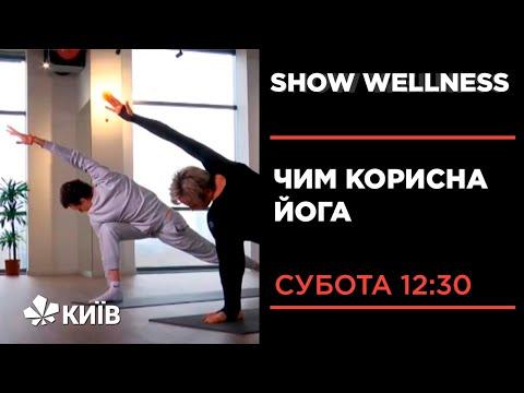 Користь йоги
