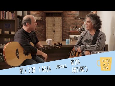 Um Café Lá em Casa com Nema Antunes e Nelson Faria