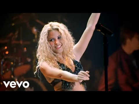 Shakira - Ojos Así (from Live & Off the...