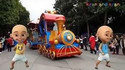 Lagu, naik kereta api | upin ipin naik kereta api | bayi balita anak pintar