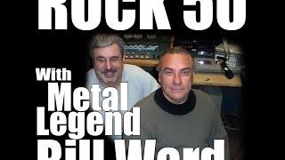 """Bill Ward """"Rock 50"""": Spotlight on Anthrax's Charlie Benante - 1-17-15"""