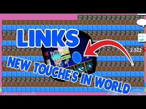GROWTOPIA |  Links l Update World