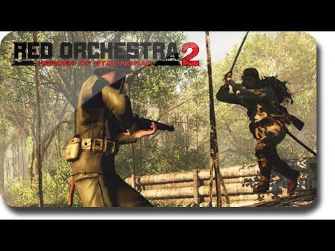 Red Orchestra 2: Rising Storm ► Jungle Raid