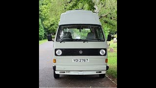 Useful things I bought for my VW T25 / T3 from Amazon and Just Kampers