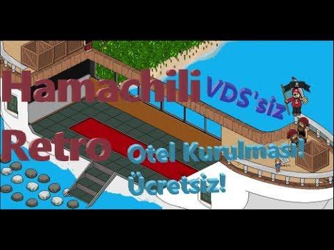 Hamachili Retro Otel/ Hotel Nasıl Kurulur?How To Install Retro On Hamachi?
