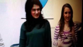 lingua dei segni italiana  si chiama maria e fabrizia 10 febbraio 2014