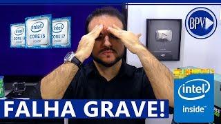 Meltdown e Spectre! FALHA GRAVE nos Processadores da Intel - URGENTE!