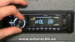 Видеообзор автомагнитолы Digital DCA-130