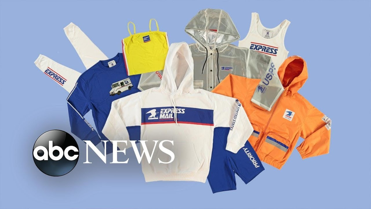 This Forever 21 x USPS collection has our stamp of approval l GMA Digital