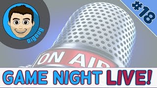 DigDugPlays Game Night Live : Ep 18 : Let's play Roblox [Live Stream] GNL