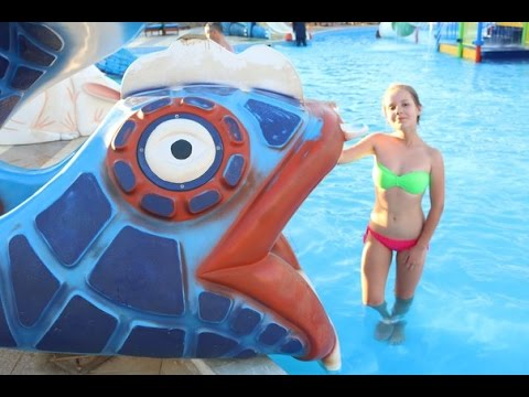 видео: Аквапарк aqua blue bora bora sharm el sheikh   yasmin donut