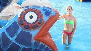 Аквапарк Aqua Blue Bora Bora Sharm El Sheikh | Yasmin Donut(В этом видео я покажу и расскажу об Аквапарке Бора Бора или Аква Блю, Шарм эль Шейх, Египет. аквапарк в шарм-э..., 2015-10-18T06:48:39.000Z)