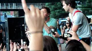 Simple Plan- Welcome To My Life(Mountain View, CA)