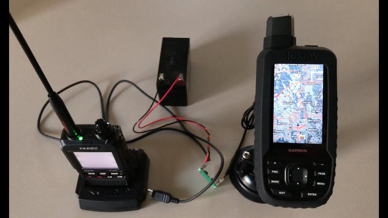 Download APRS Tracking with Garmin Handhelds
