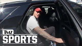 Ex-UFC Star Brendan Schaub Rips Greg Hardy, His Run Will End Soon!! | TMZ Sports