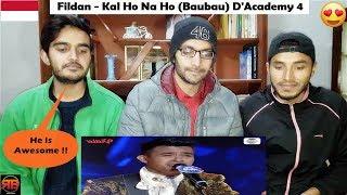 Foreigner Reacts To: Fildan, Baubau - Kal Ho Na Ho