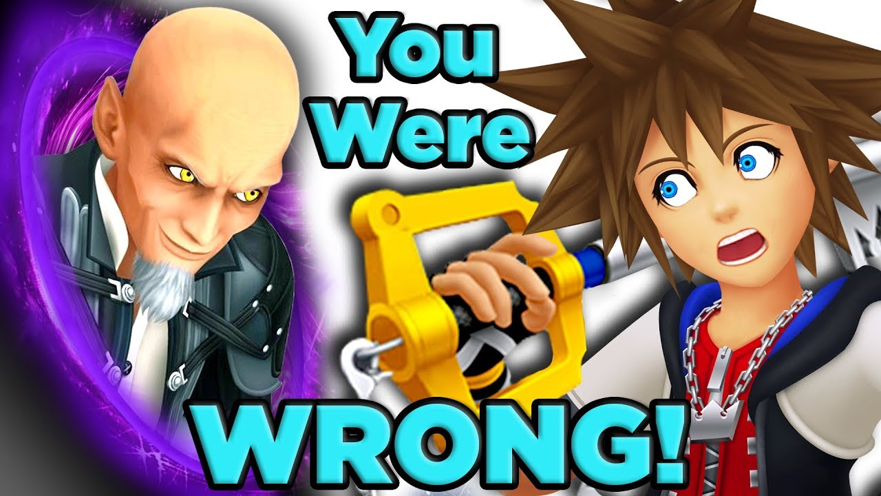 Kingdom Hearts Timeline - NOT What You Thought! | The SCIENCE... of Kingdom Hearts