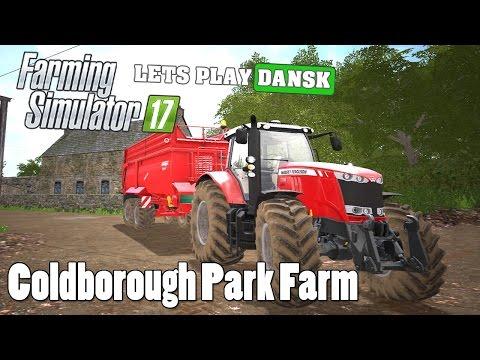 Farming Simulator 2017 | coldborough park farm dansk | Episode 13