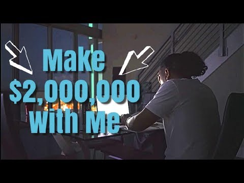📉 How I Made Nearly MADE $2,000,000 At Age 24!! What Do I Do? (TRADE FOREX/SELL with CONFIDENCE!)