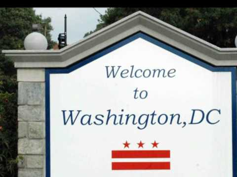 Washington, DC Song-By George It's Washington (Carol Leon)