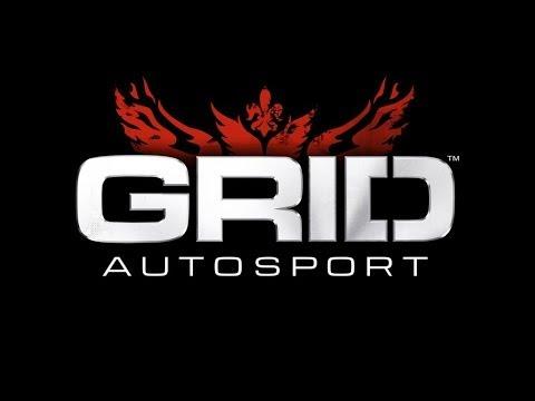 GRID Autosport- Első benyomások & Carrier 1. rész (Very Hard AI) HD