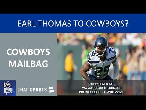 Cowboys Mailbag: Sign Earl Thomas, Sean Lee's Future, Trade For Jalen Ramsey & Amari Cooper's Impact