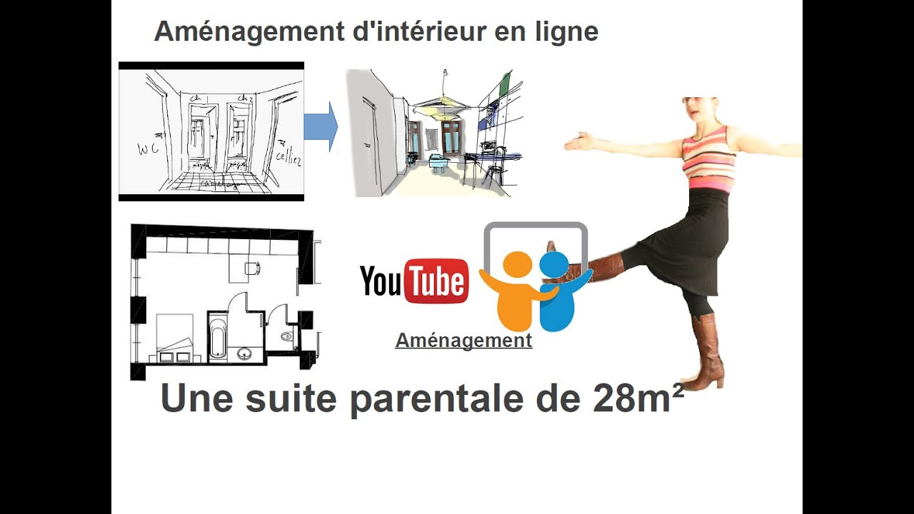 Suite parentale youtube for Amenagement suite parentale 15m2