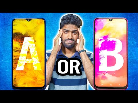 Confused Between 2 PHONES? Here's HOW To Pick One   Smartphone Buying Guide