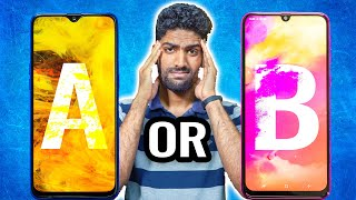 Confused Between 2 PHONES? Here's HOW To Pick One | Smartphone Buying Guide