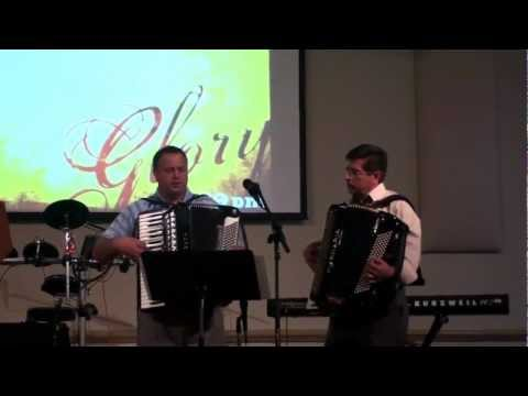 Muzica Crestina Adrian Todor si Marcel Davis O Mai Rabda Porumbita