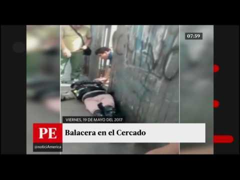 América Noticias - Primera Edición - Titulares 19-05-2017