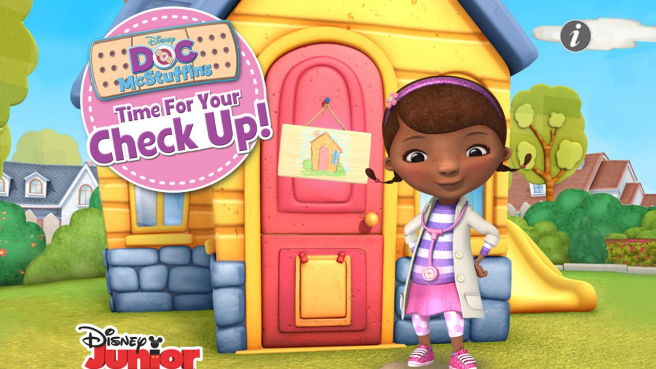 sports shoes eddb3 7e857 Doc McStuffins: Time For Your Check Up! - Best App For Kids -  iPhone/iPad/iPod Touch