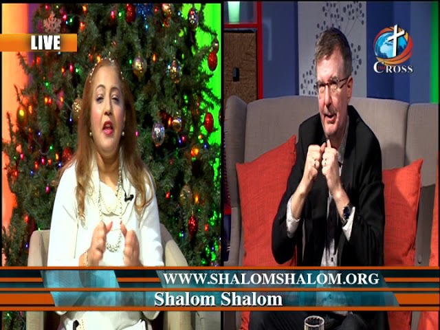 Shalom Shalom Dr. Marisol & Rev. Dexter Peltzer 01-02-2018 Arabic